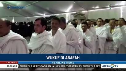 Keistimewaan Ibadah Wukuf