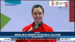 Lindswell Kwok, Ratu Wushu Indonesia