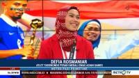 Mengenal Defia Rosmaniar, Srikandi Peraih Emas Pertama Indonesia di AG 2018