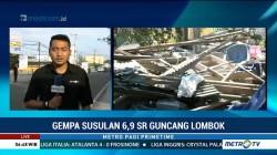 200 Rumah di Kecamatan Sambelia Rusak Berat Akibat Gempa