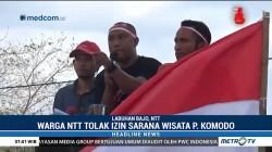 Warga NTT Tolak Privatisasi Pulau Komodo