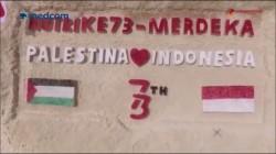 Persembahan Warga Palestina untuk Indonesia