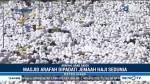Masjid Arafah Dipadati Jemaah Haji Sedunia