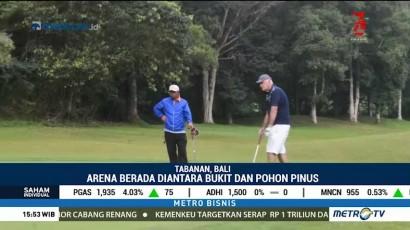 Wisata Olahraga Golf di Bali