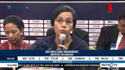Sri Mulyani Jawab Kritikan Ketua MPR Soal Utang