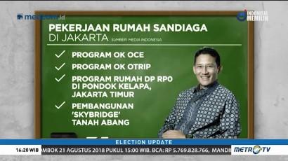 Apa Keberhasilan Program OK OCE Sandiaga Uno?