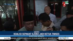 Koalisi Prabowo-Sandi Sepakat Djoko Santoso Jadi Ketua Timses