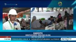 Pascagempa Lombok, Pasien Bertahan di Halaman Rumah Sakit