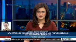 Andi Arief Pastikan Penuhi Panggilan Bawaslu