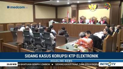 JPU Hadirkan 11 Saksi dalam Sidang Kasus Korupsi KTP-el