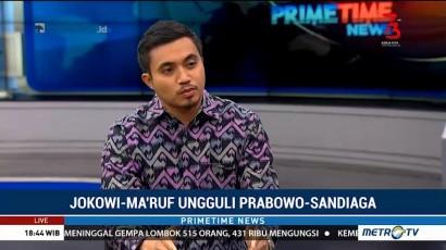 Survei LSI: Jokowi-Ma'ruf Ungguli Prabowo-Sandi