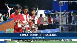 Siswa Madrasah Depok Raih Medali di Kompetisi Robot Internasional
