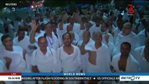 Nearly Two Million Pilgrims Make Hajj