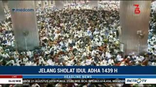 JK akan Laksanakan Salat Idul Adha di Istiqlal