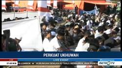 Suasana Salat Idul Adha di Lombok