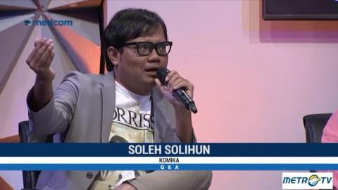 Soleh Solihun Puji Hal Ini dari Pelawak Senior