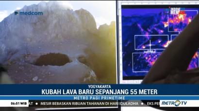 Muncul Kubah Lava Baru, Gunung Merapi Masuki Fase Erupsi Magmatik