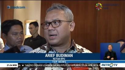 Tidak Lapor Dana Kampanye, KPU Siapkan Sanksi