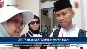 Cerita Haji: Saat Memilih Nafar Tsani