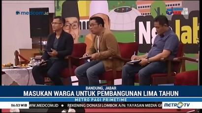 Ridwan Kamil Serap Aspirasi Warga