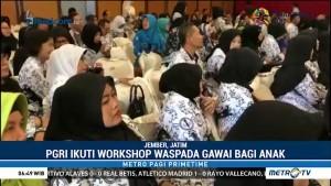 Ratusan Guru Ikuti Workshop Pengaruh Gadget Bagi Anak