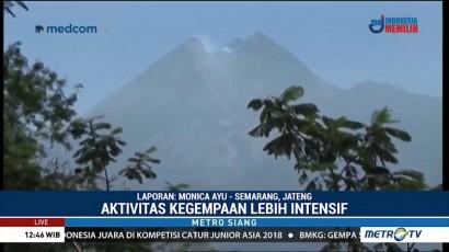 Aktivitas Gunung Merapi Normal, Warga Tak Perlu Panik