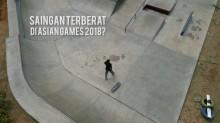 Lewat Papan Skate, Sanggoe Siap Banggakan Indonesia di Asian