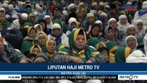 Pemulangan Jemaah Haji Indonesia Gelombang Pertama Dimulai