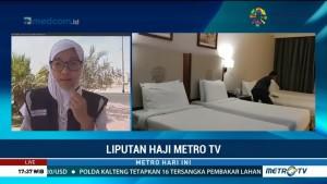 Menag Tinjau Hotel di Madinah untuk Jemaah Haji Gelombang Dua