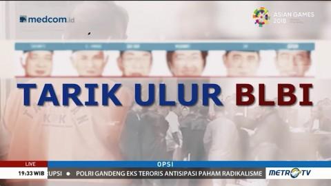 Tarik Ulur BLBI (1)