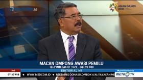 Bedah Editorial MI: Macan Ompong Awasi Pemilu