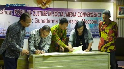 Universitas Gunadarma Resmi Bergabung di Beasiswa OSC
