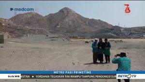Mengunjungi Tempat Persembunyian Rasulullah di Mekkah