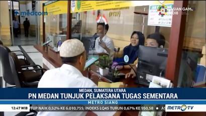 Pasca-OTT KPK, Pelayanan di PN Medan Tetap Normal