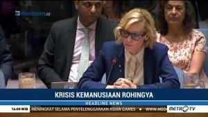 Cate Blanchett  Minta Dunia Bergerak Bantu Pengungsi Rohingya