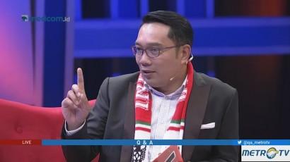 Saat Ridwan Kamil Jadi Admin Instagram Ganjar & Khofifah