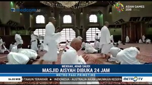 Miqat di Masjid Aisyah