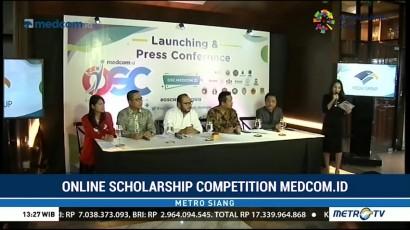 <i>Medcom.id</i> Kembali Gelar Online Scholarship Competition