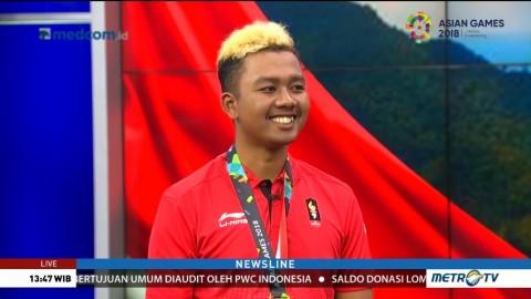 Medali Emas dari Mantan Pelipat Parasut