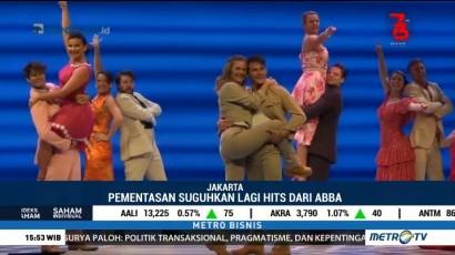 Drama Musikal Bertaraf Dunia Mamma Mia Hadir di Jakarta