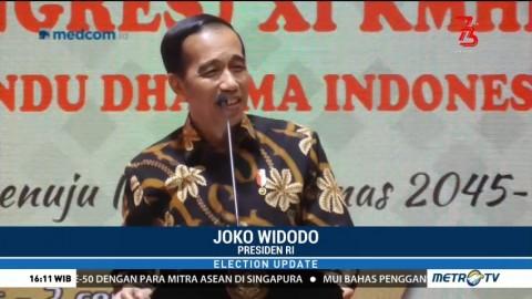 Jokowi Blak-blakan Soal <i>Stuntman</i> di OC Asian Games 2018