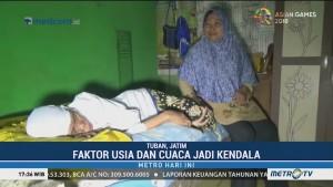 Kesehatan Terus Menurun, Kastirah Pulang Haji Lebih Awal