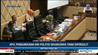 Komisi II Gelar RDP dengan KPU-Bawaslu Bahas PKPU Pemilu 2019