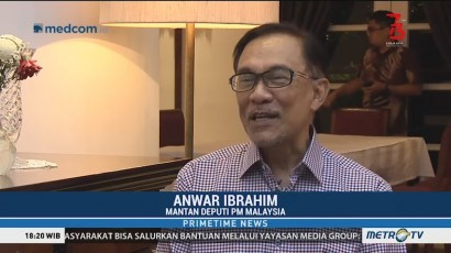 Kiprah Politik Anwar Ibrahim (1)