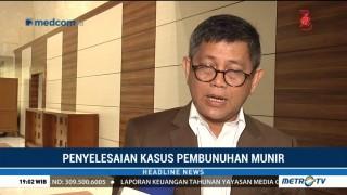 Komisi III akan Panggil Kapolri Terkait Kasus Munir