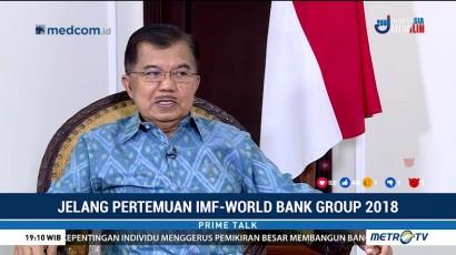 JK: Pertemuan IMF-World Bank Bakal Dongkrak Ekonomi di Bali