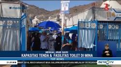 Muassasah Evaluasi Kapasitas Tenda dan Fasilitas Toilet di Mina