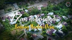 Tujuh Belasan di Bengkulu bersama Menteri Desa