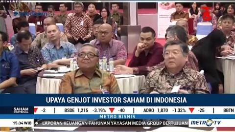 Upaya Genjot Investor Saham di Indonesia