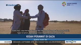 Kisah Perawat di Gaza